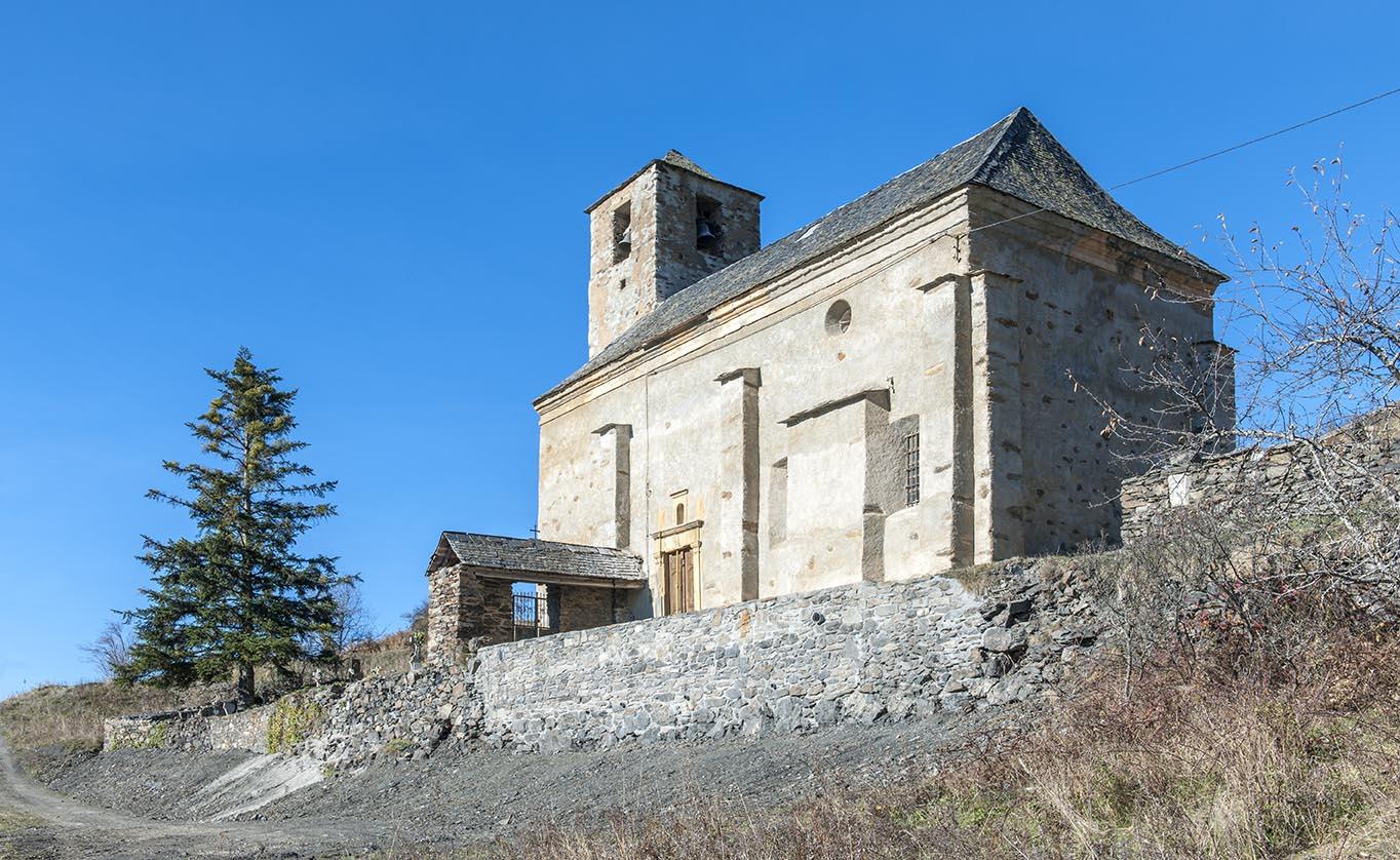Restauració de l'església d'Arres