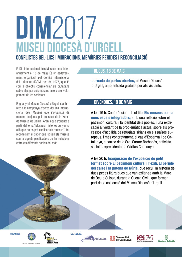 cartell Museu Diocesa