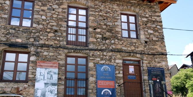 Son estrena el Punt d'interpretació del romànic del Pallars Sobirà