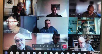 Reunió de la Comissió institucional de la Xarxa de Museus de les Terres de Lleida i Aran